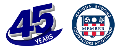 commercial roofing company over 45 years of experience