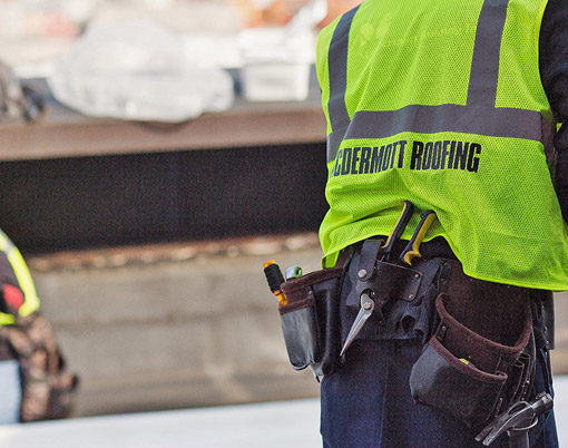 Expert commercial roof installation company