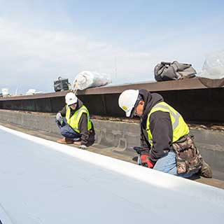 Roof Renovations for Municipal Facilities