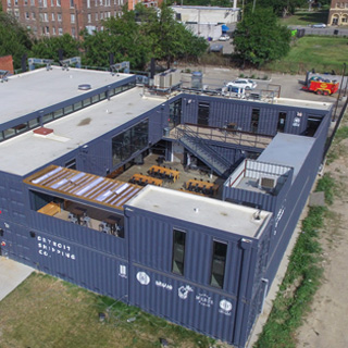 New Construction Project - Detroit Shipping Company located in Detroit