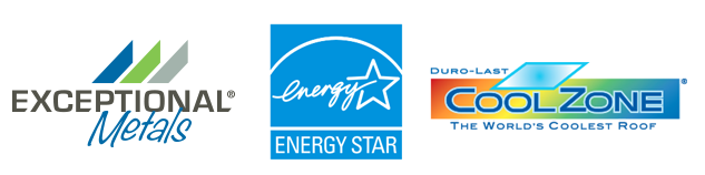 Our roof systems are Energy Star Rated