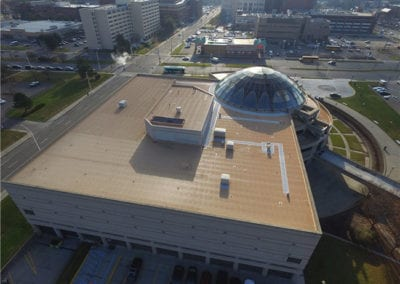 New-Roof-Project-Charles-Wright-Museum-in-Detroit
