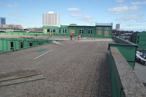 Southfield-MI-commercial-roof-repair-company