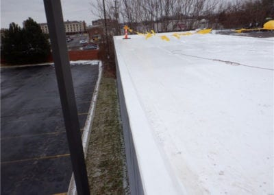 Commercial-Roofing-Deck-Replacement-Krasitys-Medical-Supply-Dearborn-Michigan
