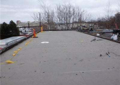 New-Roofing-Deck-Replacement-Krasitys-Medical-Supply-Dearborn-Mi